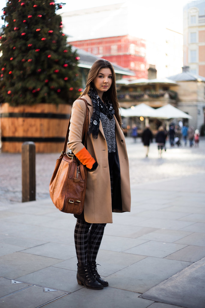Street Style - Alice, Covent Garden