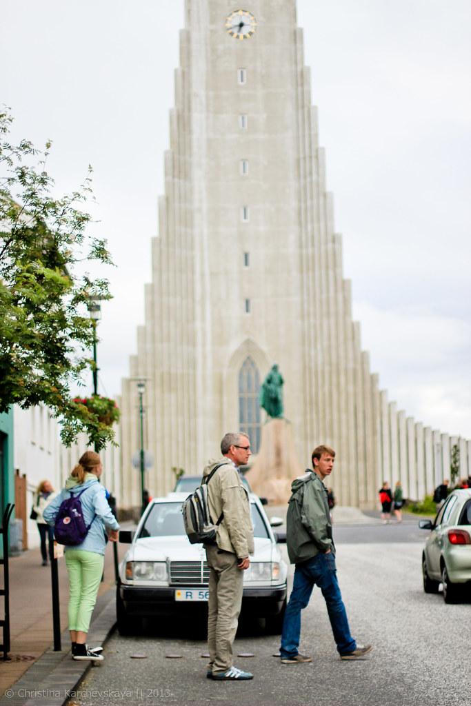 Reykjavik [4]