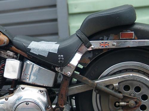 Harley Davidson FLSTF Fatboy