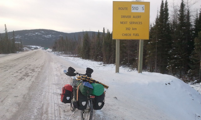 Winter cycling in Canada : pt II