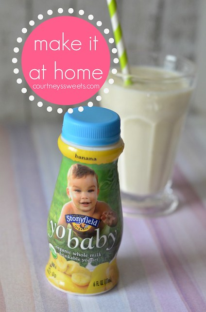 Homemade Drinkable Yogurt Recipe   FPIES + Kid Friendly