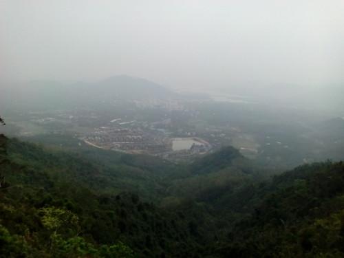 Smog à Hainan