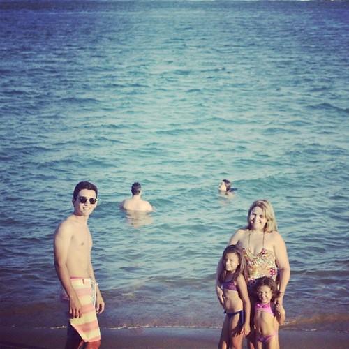 #Prai #Mar #Sol #Familia #Sun #beach