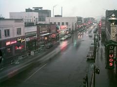Photo of the Week – Jan. 12, 2014 – Rainy Main Street