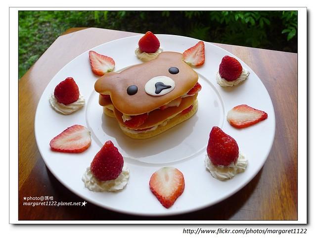 【花蓮旅宿】花見幸福的拉拉熊鬆餅