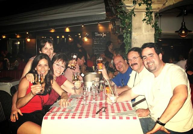St Tropez jantar