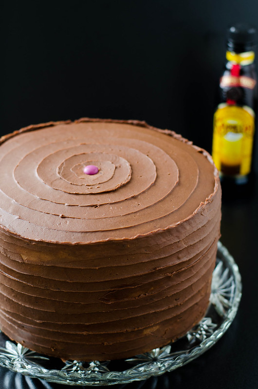 Chocolate Kahlua Cake | cooking ala mel
