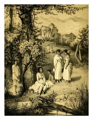 018-Voyages dans l'Inde -1858- Alexis Soltykoff