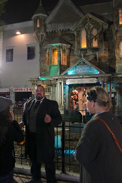 Old Town Ghost Tour from Legends Dark Amusements