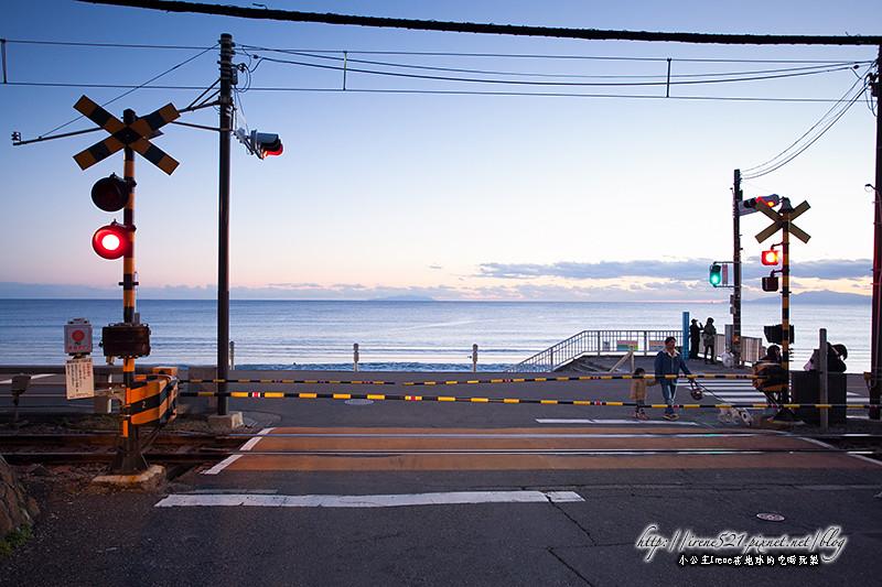【东京镰仓】重返灌篮高手中的场景.镰仓高校前
