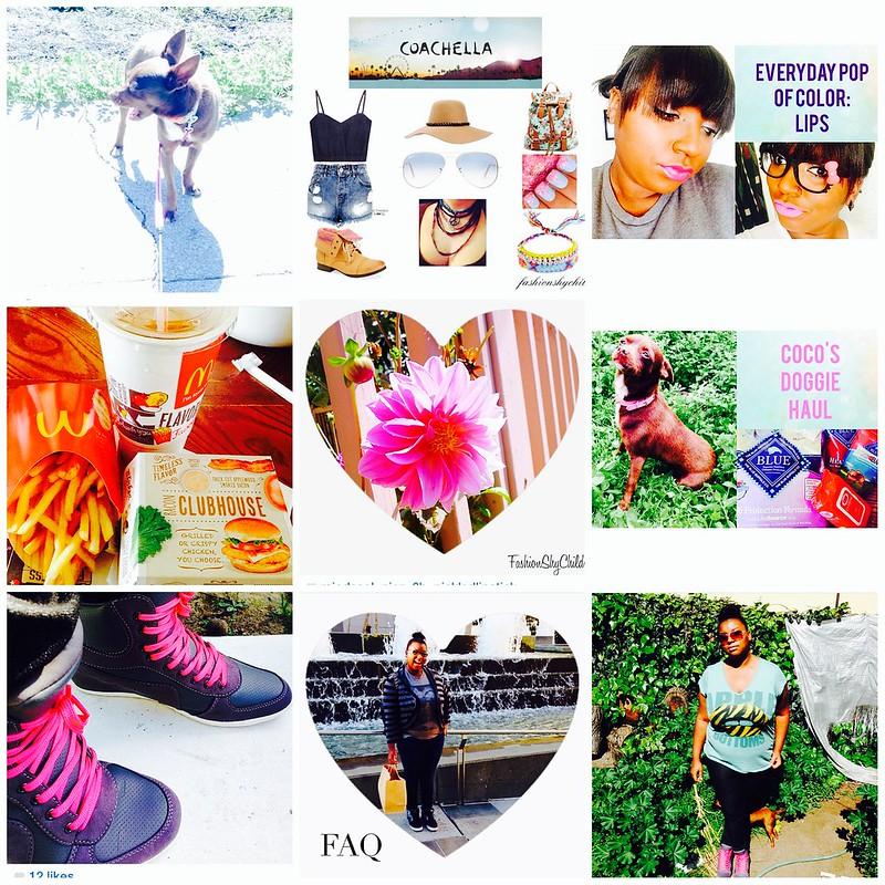 Instagram - @fashionshychild