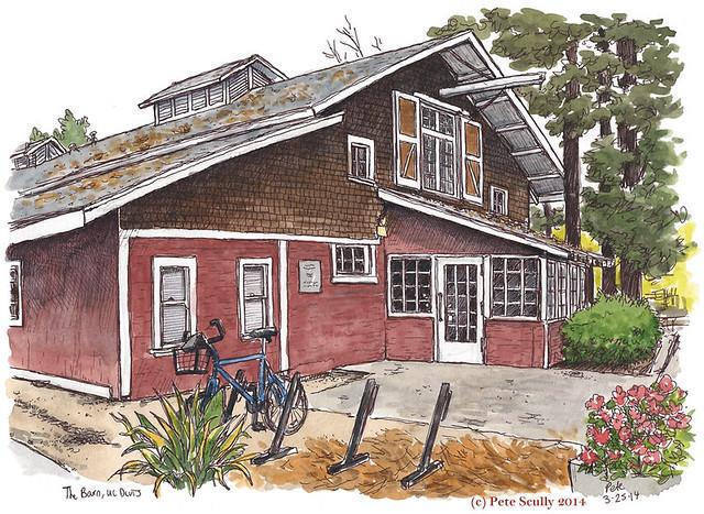the barn, UC Davis