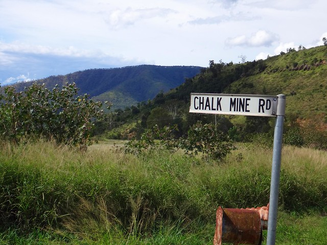 Chalk Mine Road