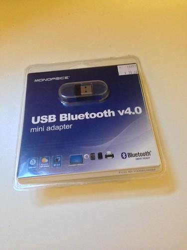 USB Bluetooth v4.0 mini adapter
