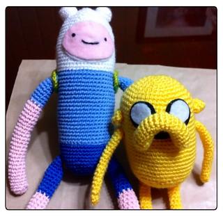 Jake y Finn