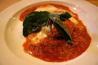 Eggplant Parmigiano