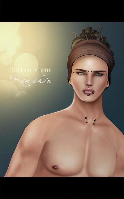 ~Tableau Vivant~ Ren skin