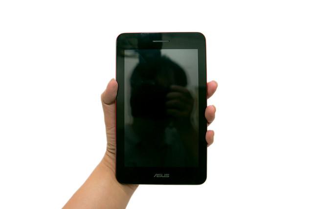 新世代的變形平板報到 ASUS PadFone Mini (4+7) 紅色版分享 (1) @3C 達人廖阿輝