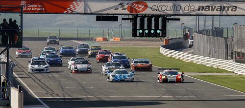 Campeonato España GT Michelin Endurance Series Navarra 2014