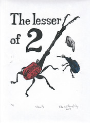 The lesser of 2 weevils