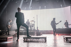 Photos of You Me At Six taken at manchesters apollo...