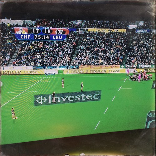 Watching rugby equals simple joy for me.