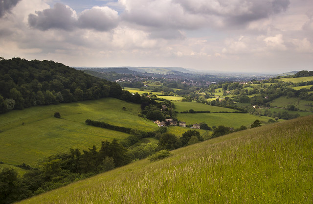 Slad Valley, Cotswolds