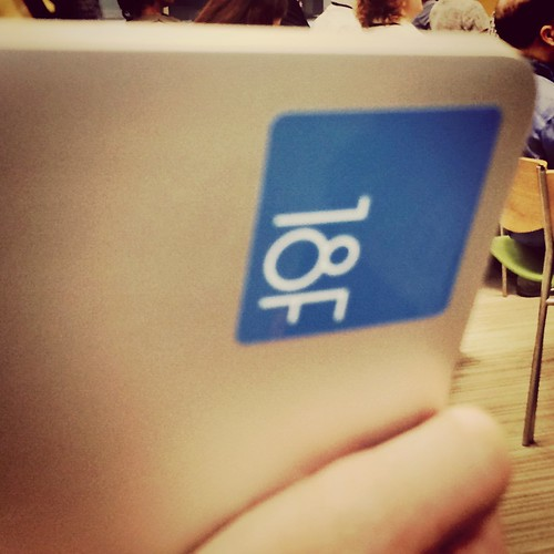 """Synonymous with innovation"" @18F #digitalgov"