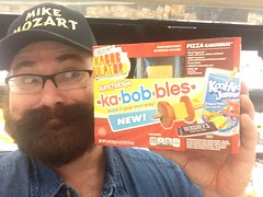 Lunchables Ka Bob Bles Kabobbles Swish Kabobs. Pics by Mike Mozart of TheToyChannel and JeepersMedia on YouTube. #Lunchables #Kabobbles #Kabobs #Lunch #Kids