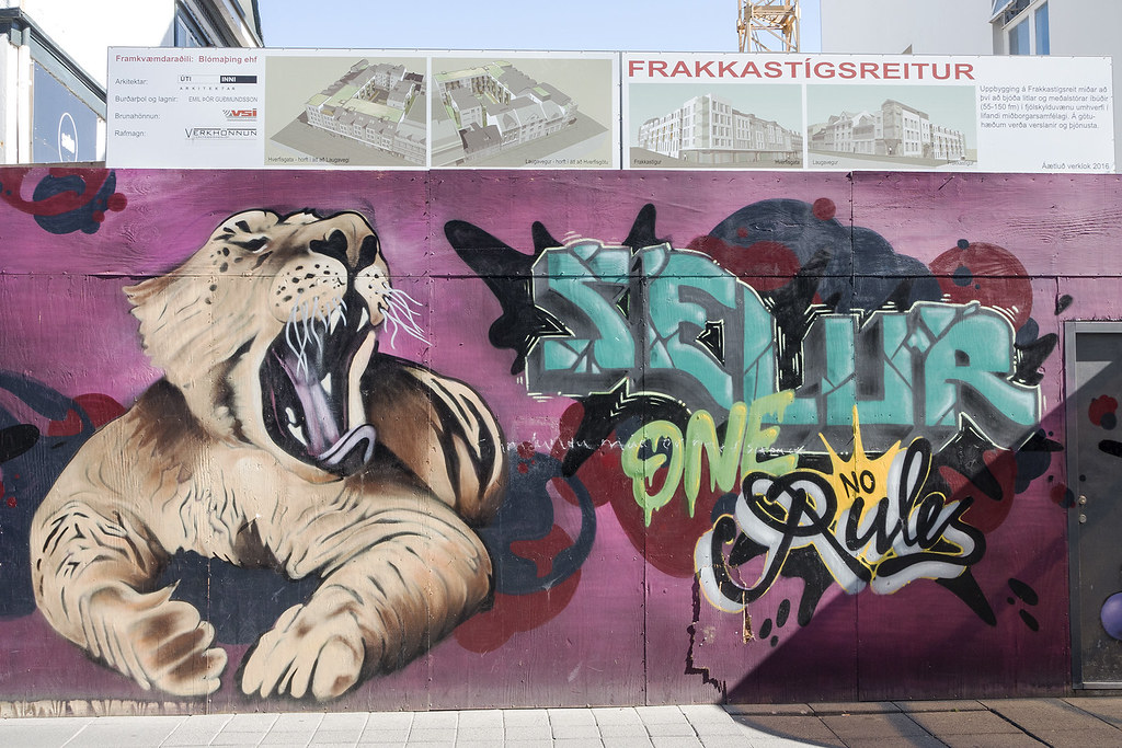 Reykjavik Street Art 10