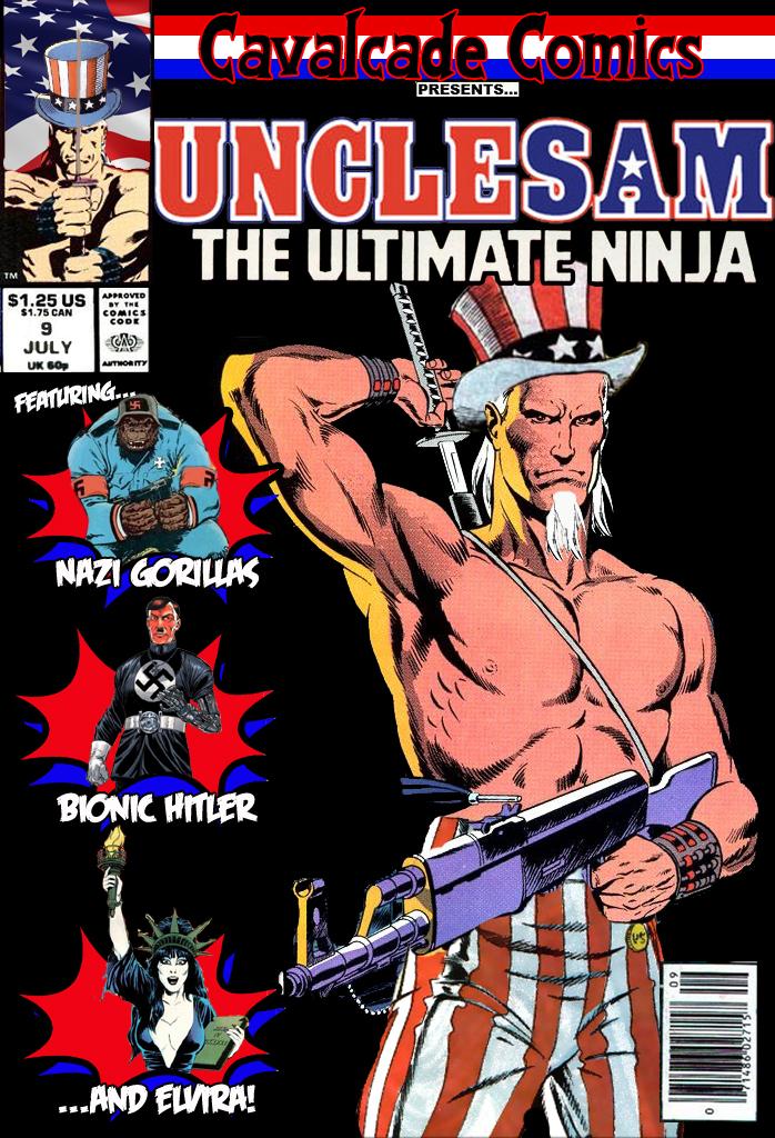 Cavalcade Comics 9