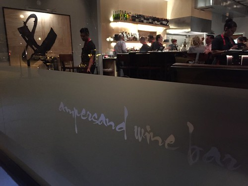 Ampersand wine bar