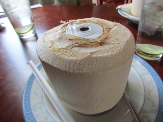 Coconut from Bamboo