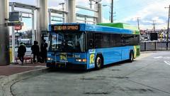 Montgomery County Transit Ride On 2011 Gillig Low Floor Advantage Hybrid #5354