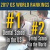 2017 QS Rankings are in and UMSOD is #1 in the US again!  Congrats to the students, staff and faculty who work so hard to keep our programs excellent. #GoBlue #topuniversities