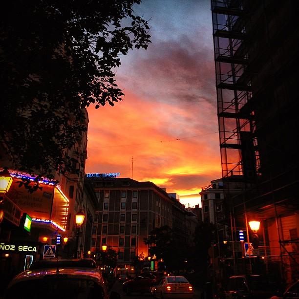 From Hell... Madrid la nuit
