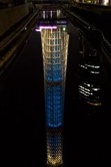 20130428 東京玩第二天 346 sky tree 東京スカイツリー 夜景 十間橋