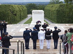 MCPOCG honors military members at wreath laying ceremony - 2
