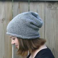 simple slouch