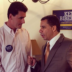 Absolutely honored to be endorsed by Governor David Paterson in my race for City Council! #ken2013 #cd6
