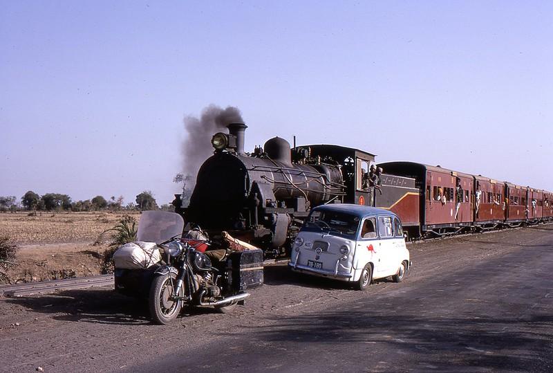 Rajasthan, Hindistan, 1969