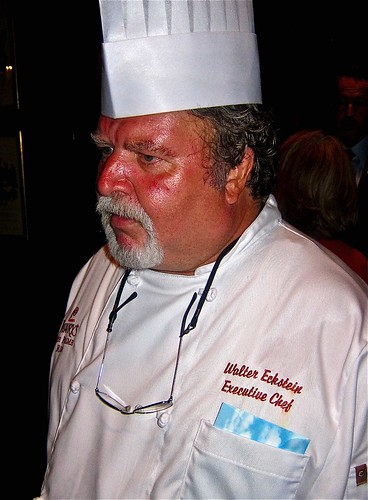 the look of a chef