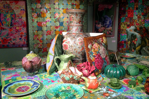 Kaffe Fassett table