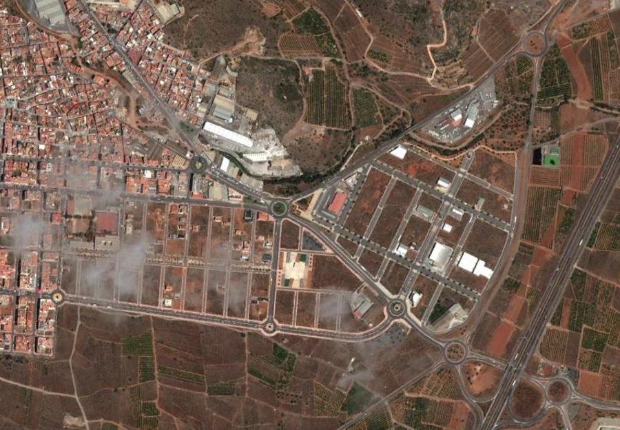 vall d'uxo, vall d'uixo, castellón, comunidad valenciana, después, urbanismo, foto aérea,desastre, urbanístico, planeamiento, urbano, construcción