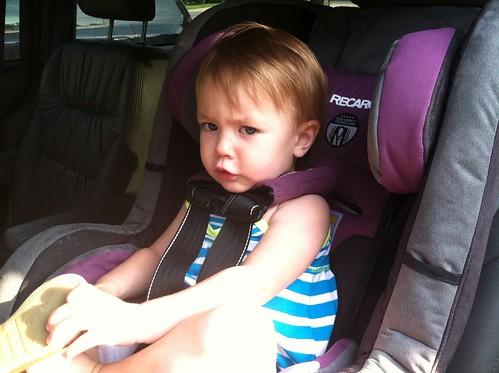 Nati car seat