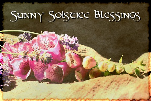 Solstice Blessings