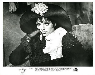 Liza Minnelli Best Actress Oscar as Sally Bowles in Cabaret 1972