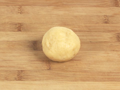 Sconic Sections: rolling the dough