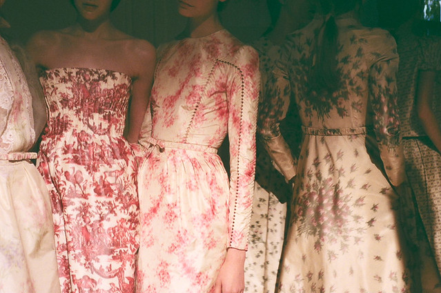 at Valentino Couture