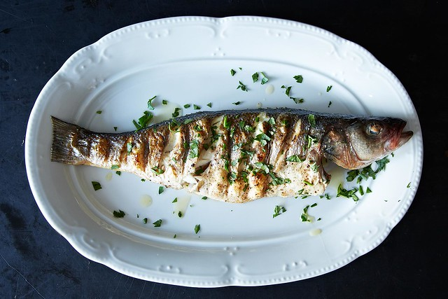 Grilled Fish on Food52
